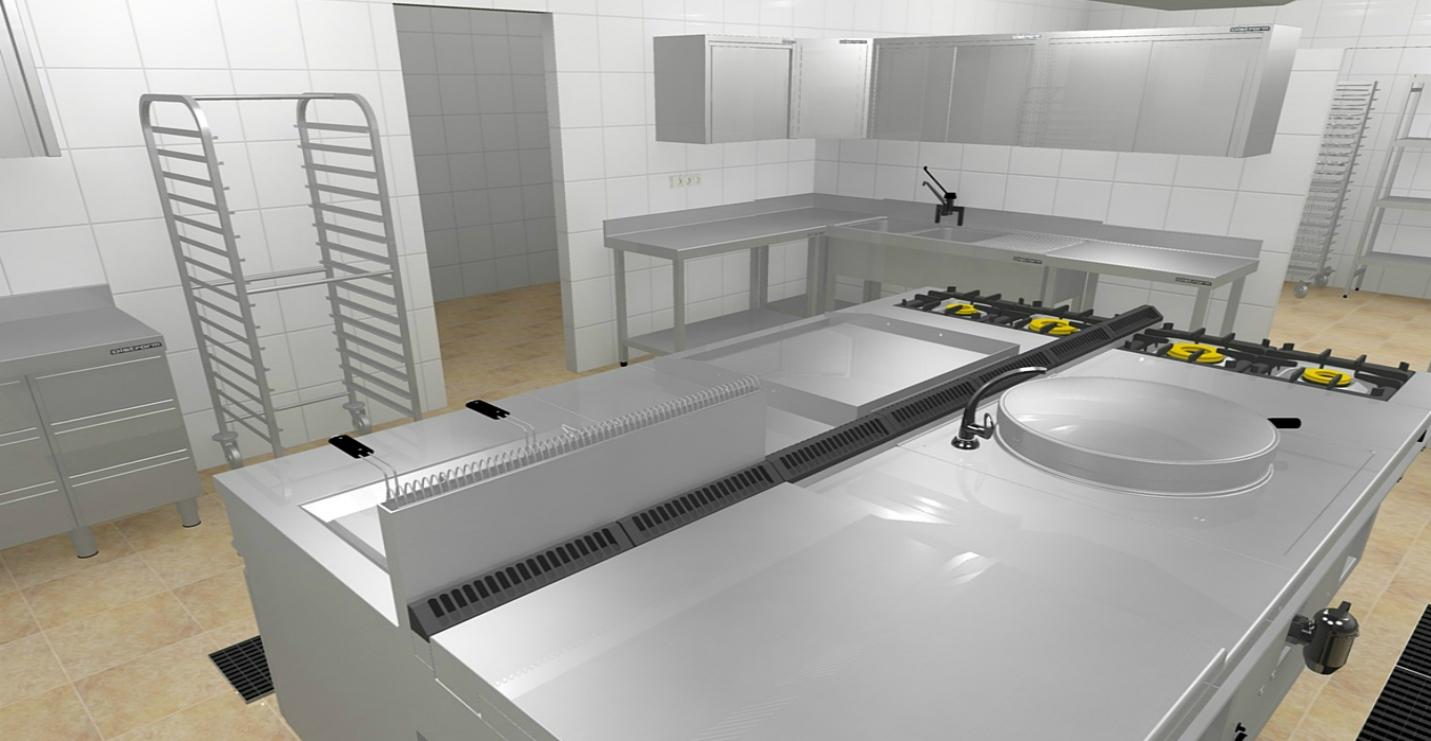 Dise a tu cocina casa dise o for Disena tu cocina virtual