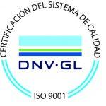 Certificado de Calidad_ ISO9001