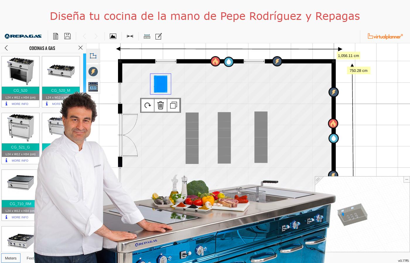 Dise ador de cocinas repagas haz realidad tu proyecto for Disenador virtual de habitaciones