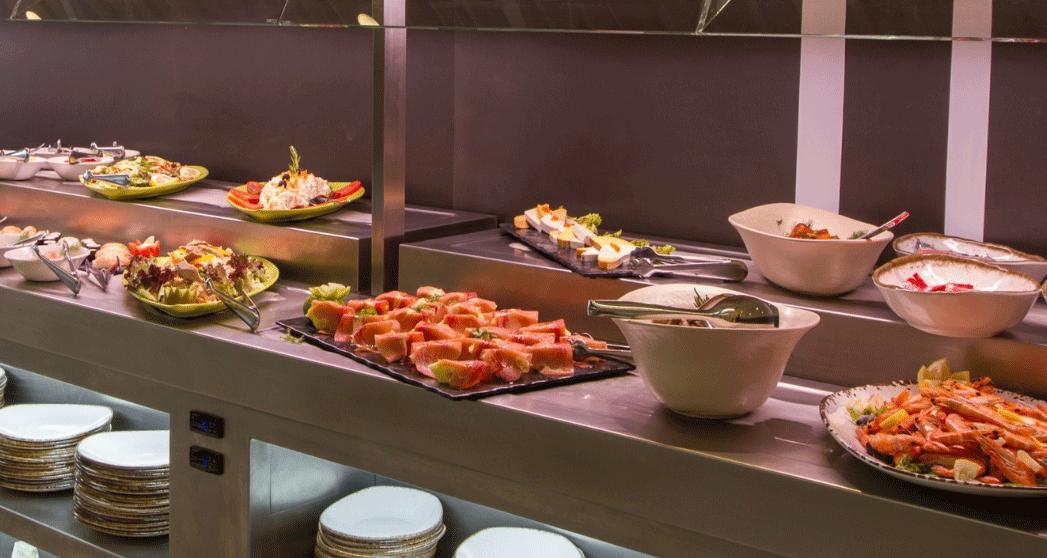 C mo dise ar la cocina de un hotel repagas for Como disenar tu cocina