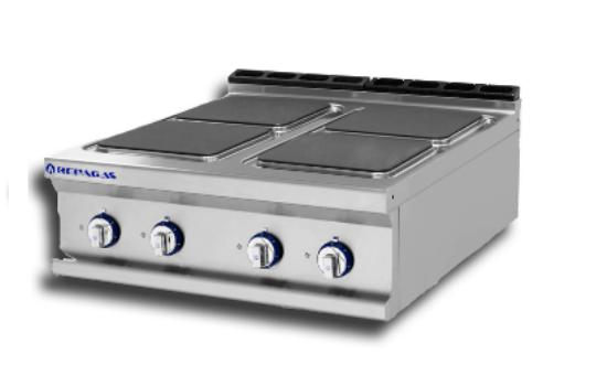 Cocinas De Gas Pequenas.Cocinas Industriales Equipamiento De Hosteleria Repagas