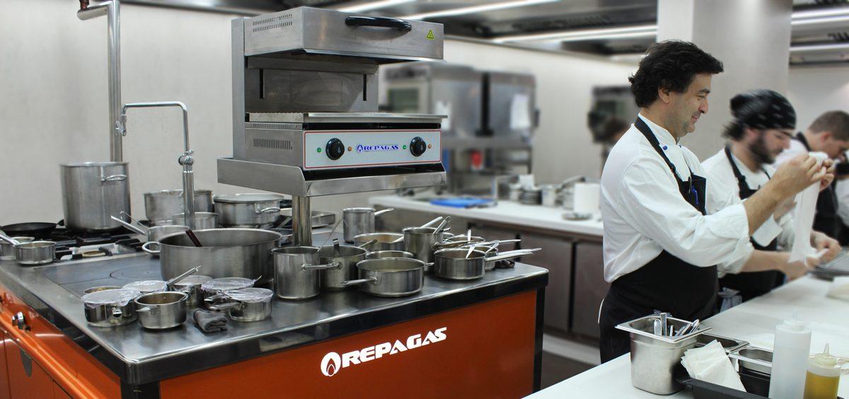Repagas tu maquinaria de hosteler a en madrid y all - Cocinas industriales de segunda mano ...