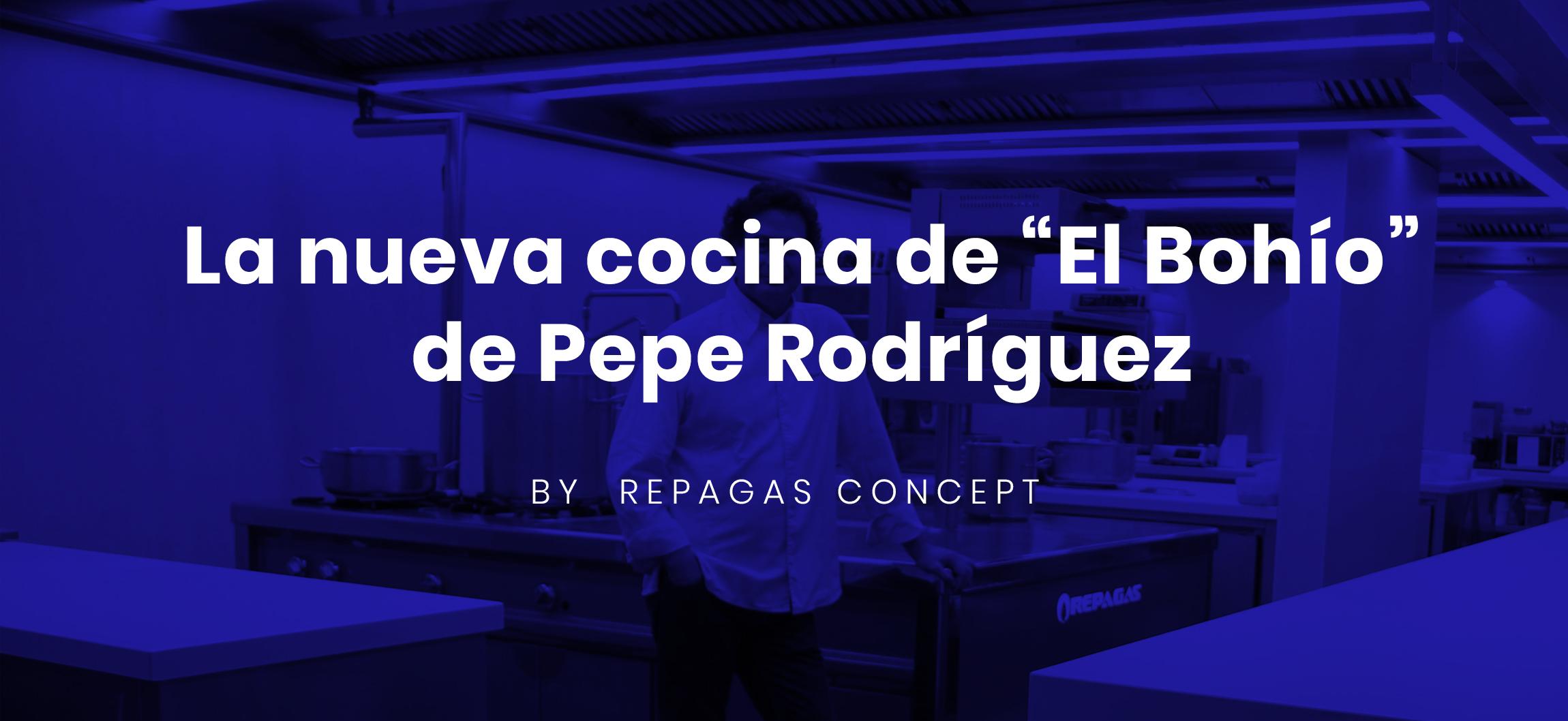 Cocina El Bohio by Repagas Concept