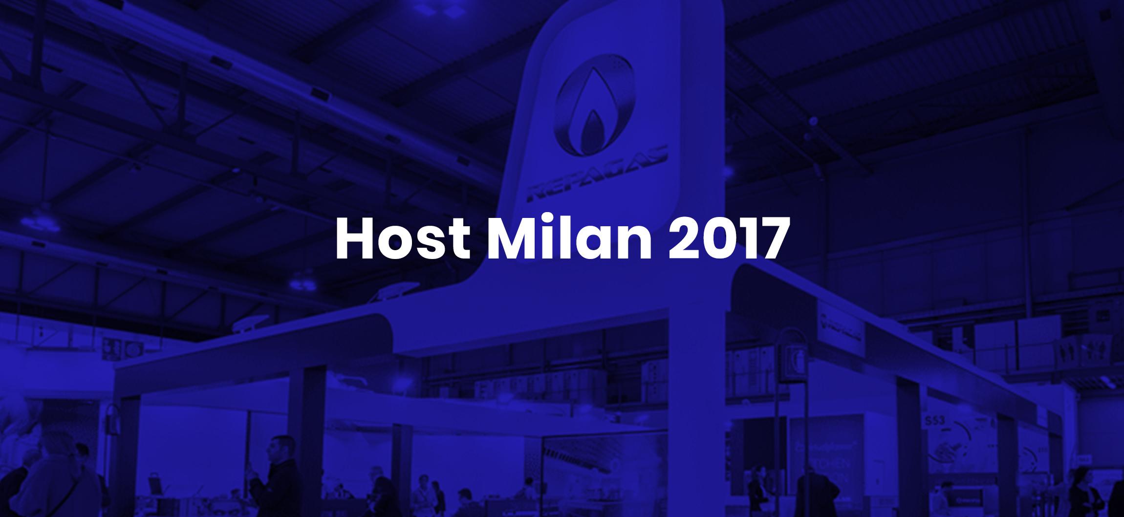 Host Milan 2017 Repagas