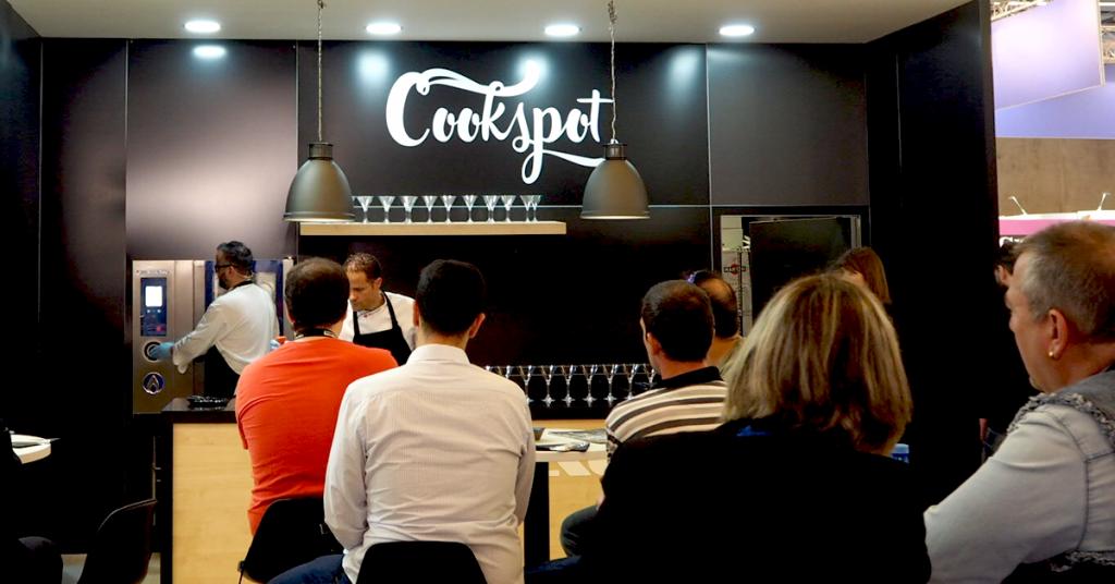 Hostelco 2018 Repagas cookspot