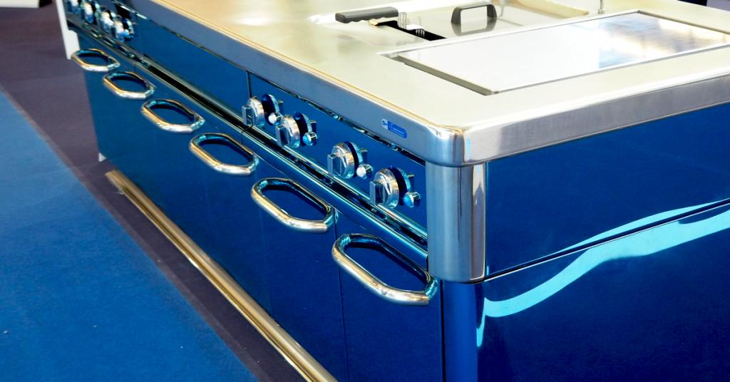 Hostelco 2018 Repagas Blue Steel